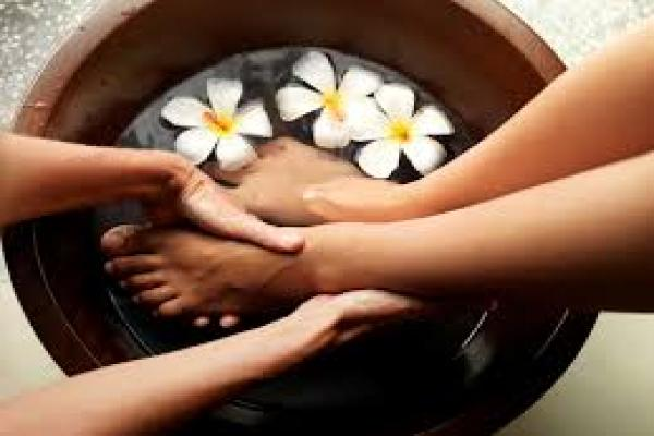 Spa pedicure Sentido Ninove